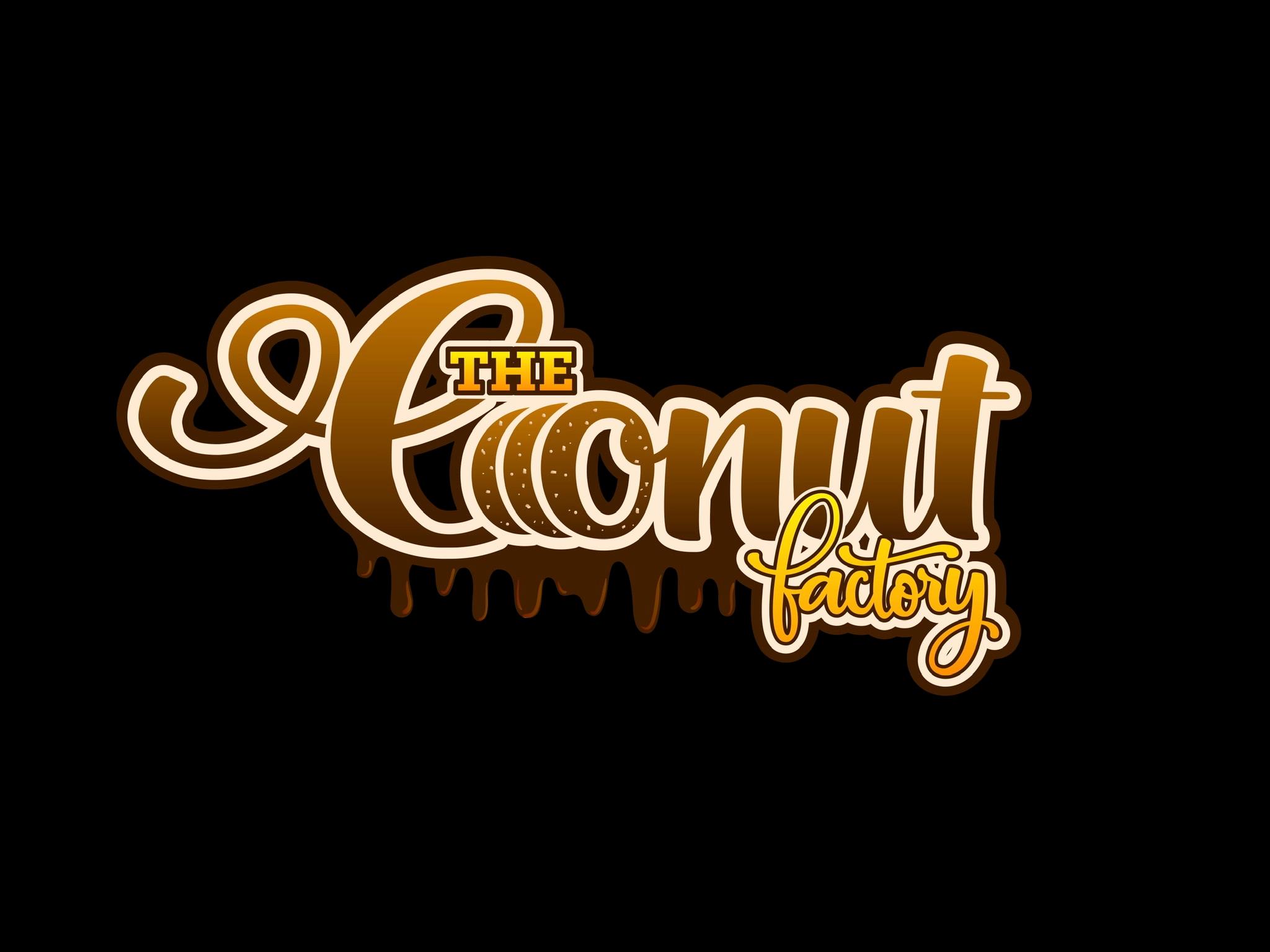 The Conut Factory Logo