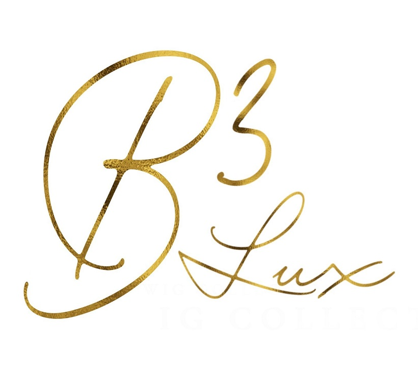 B3 Lux Wig Collection Logo