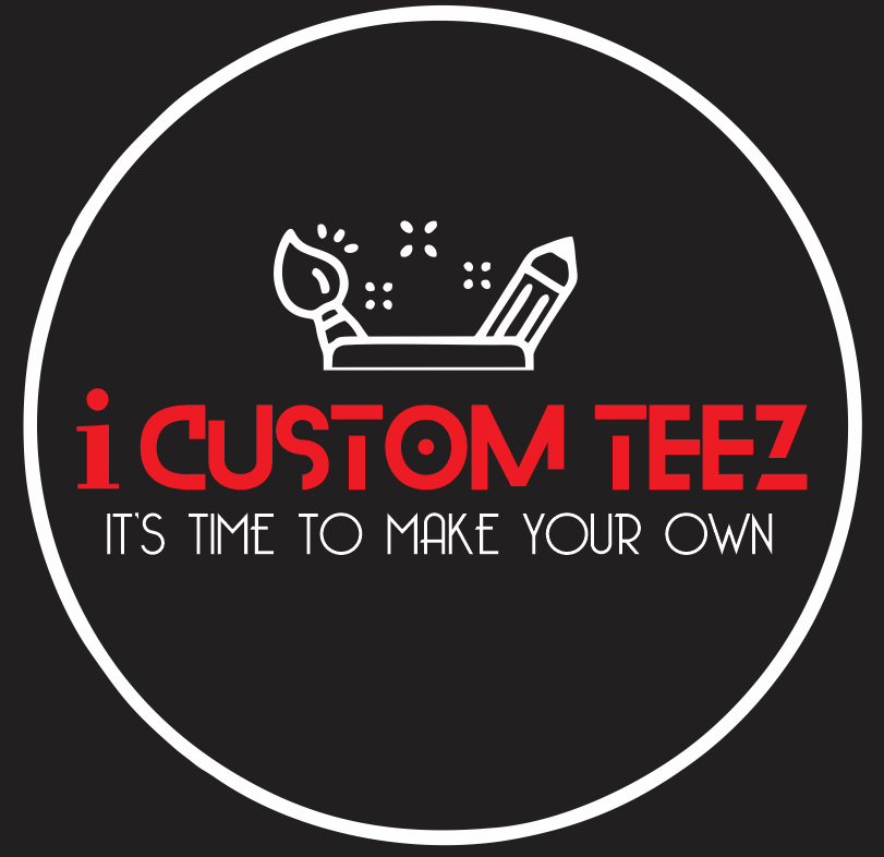 I Custom Teez Logo