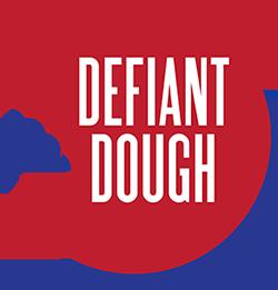 Defiant Dough  Logo
