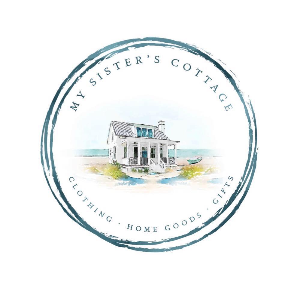 My Sister's Cottage Logo