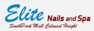 Elite Nails & Spa logo