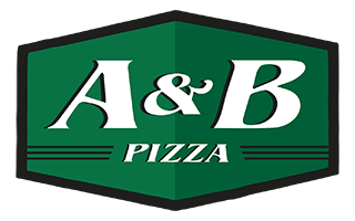 A&B Pizza logo