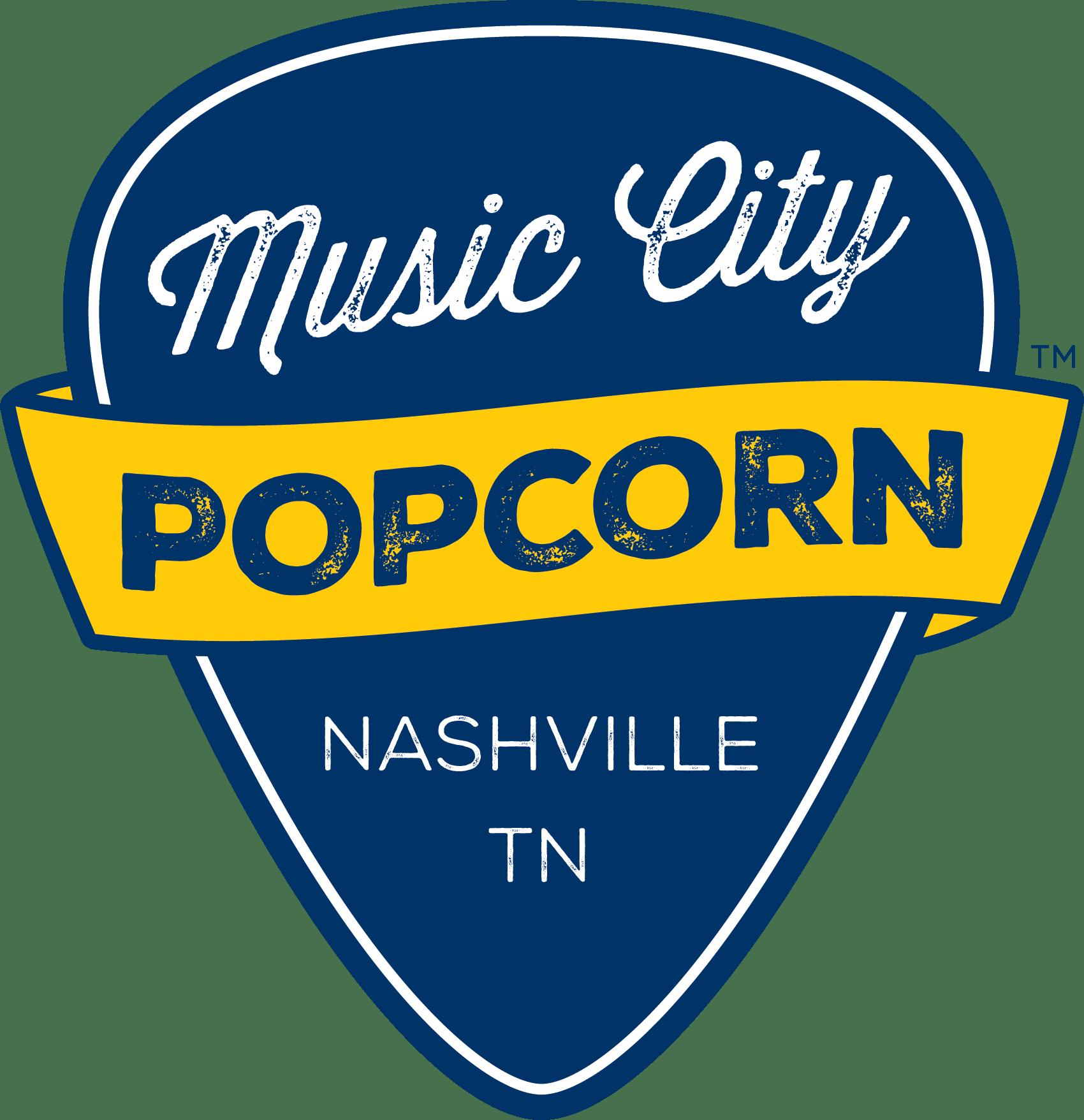 Music City Popcorn Logo