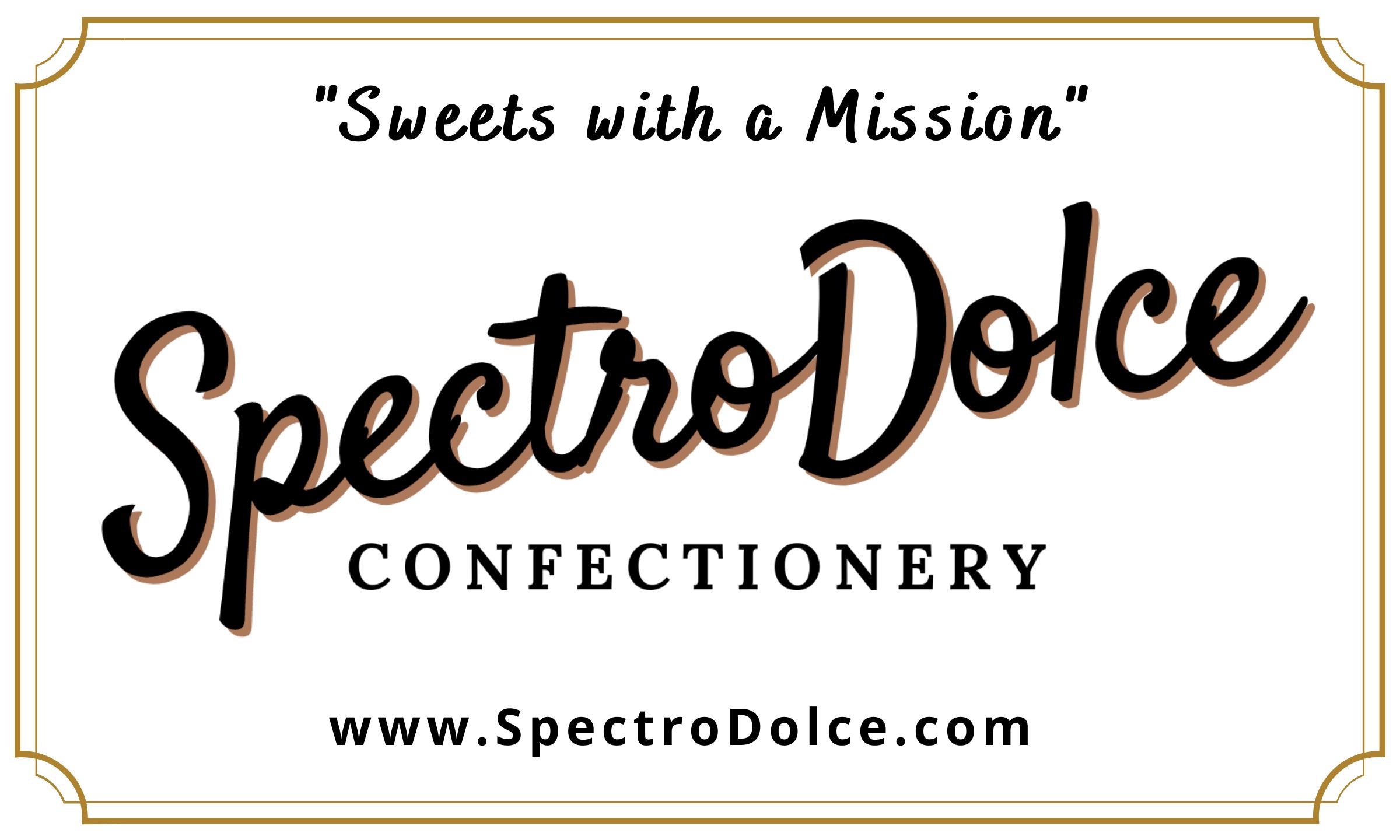 SpectroDolce Confectionery Logo