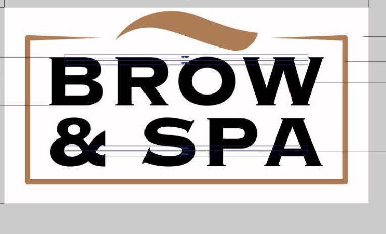 Brow & Spa logo