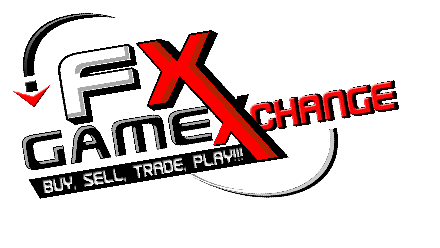 FX Video Game Exchange logo