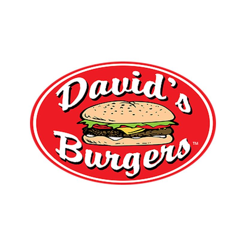 David's Burgers logo