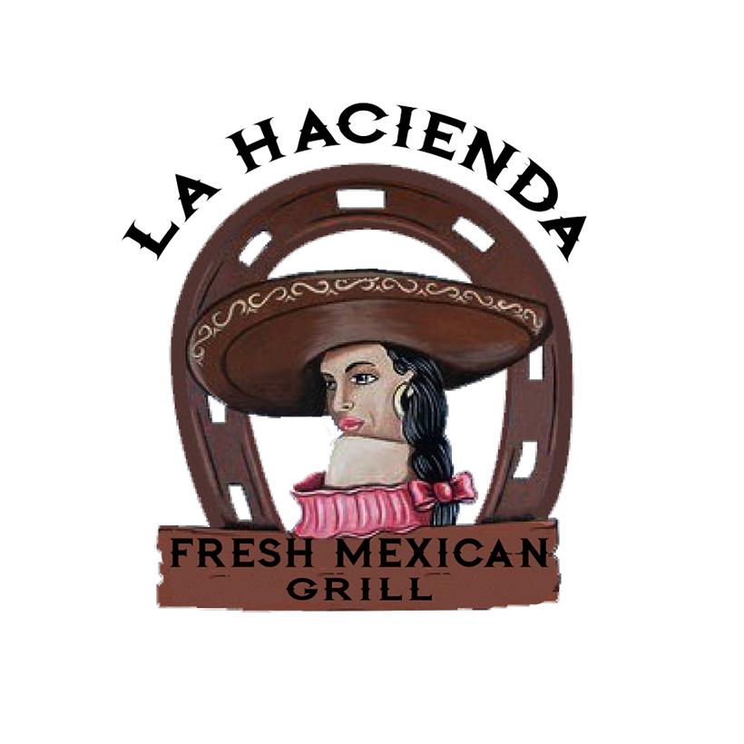 La Hacienda Fresh Mexican Grill logo