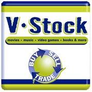 V-Stock logo