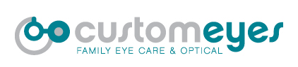 Custom Eyes logo