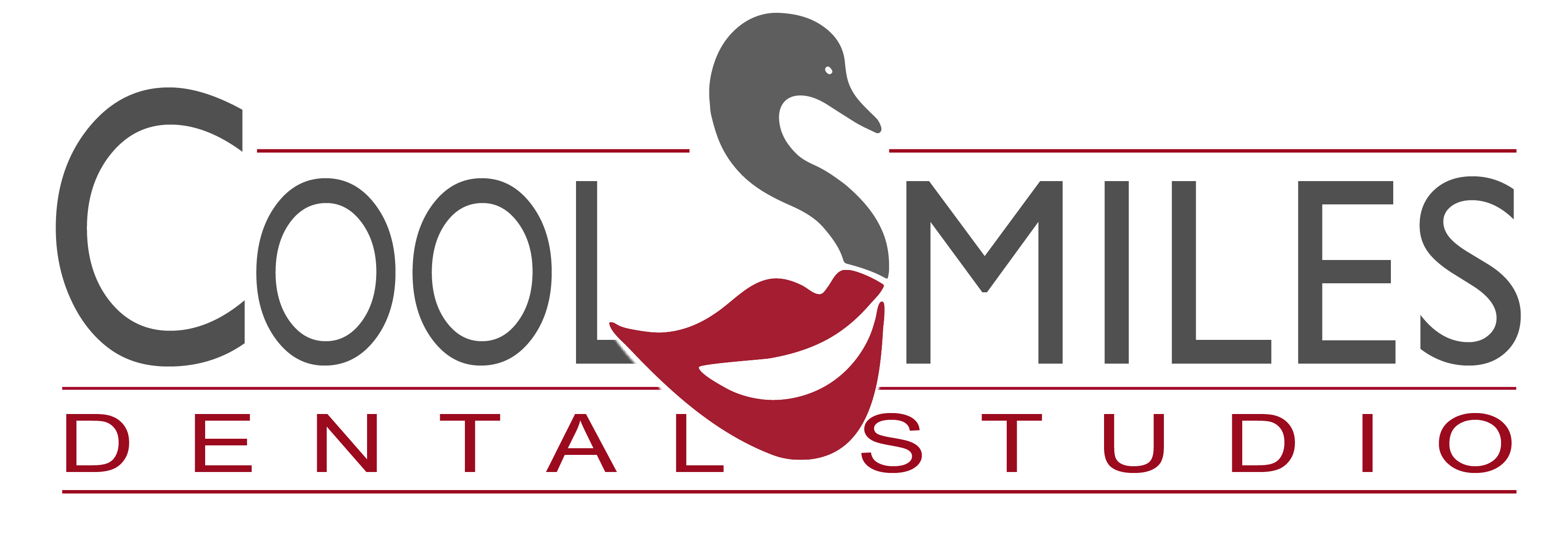 Cool Smiles Dental Studio Logo