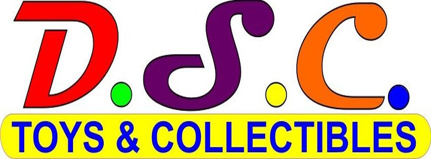 DSC Toys & Collectibles logo