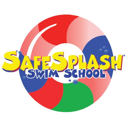 SafeSplash SwimLab Swim School Logo