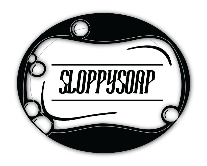 Sloppy Soap logo
