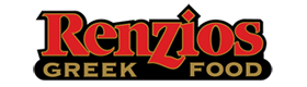 Renzio's Greek Food logo
