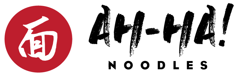 Ah Ha Noodle logo