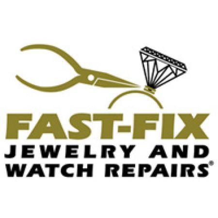 Fast Fix Jewelry & Watch Repair Logo