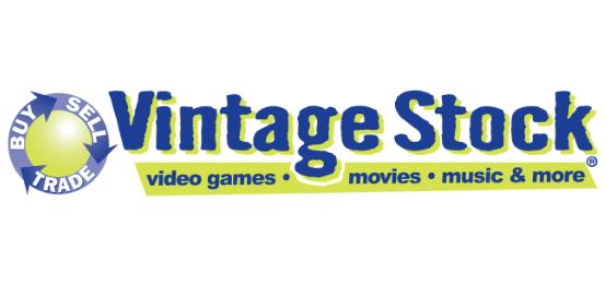 Vintage Stock Logo