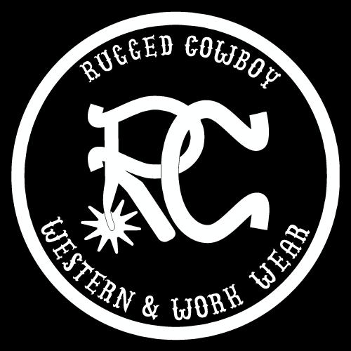 Rugged Cowboy Logo