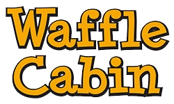 Waffle Cabin Logo