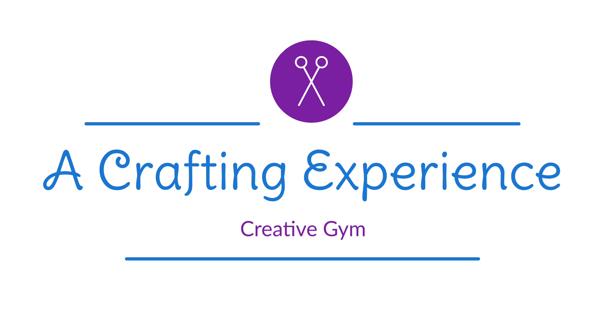 A Crafting Experience Logo