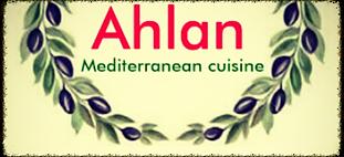 Ahlan Mediterranean logo