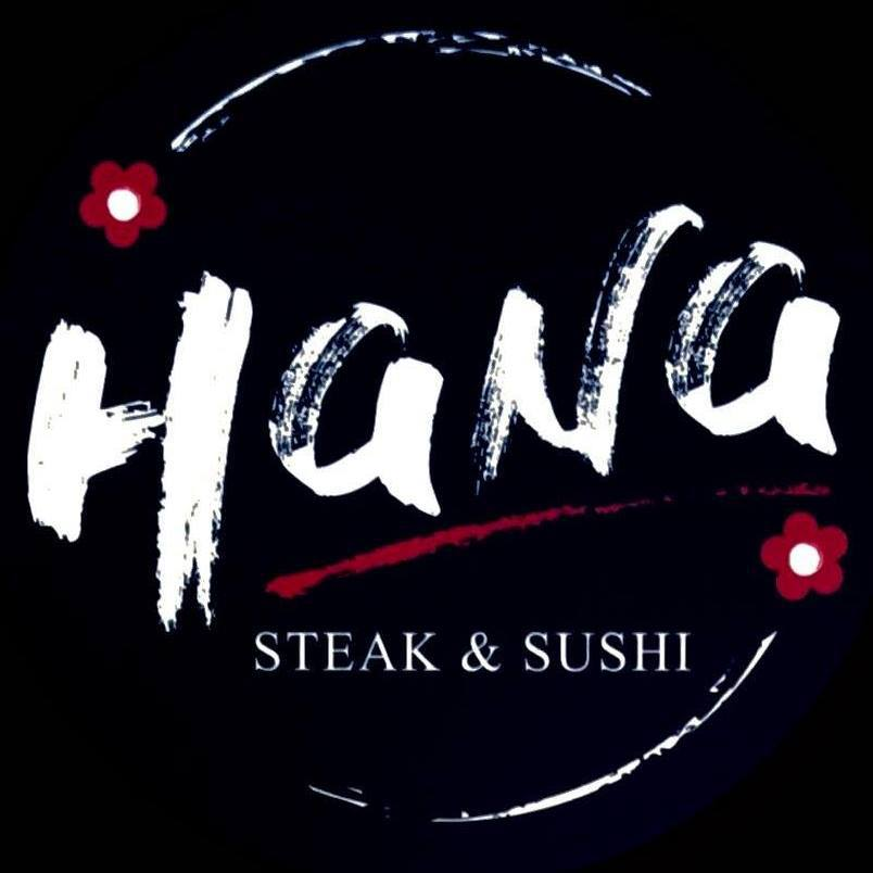 Hana Steak and Sushi logo