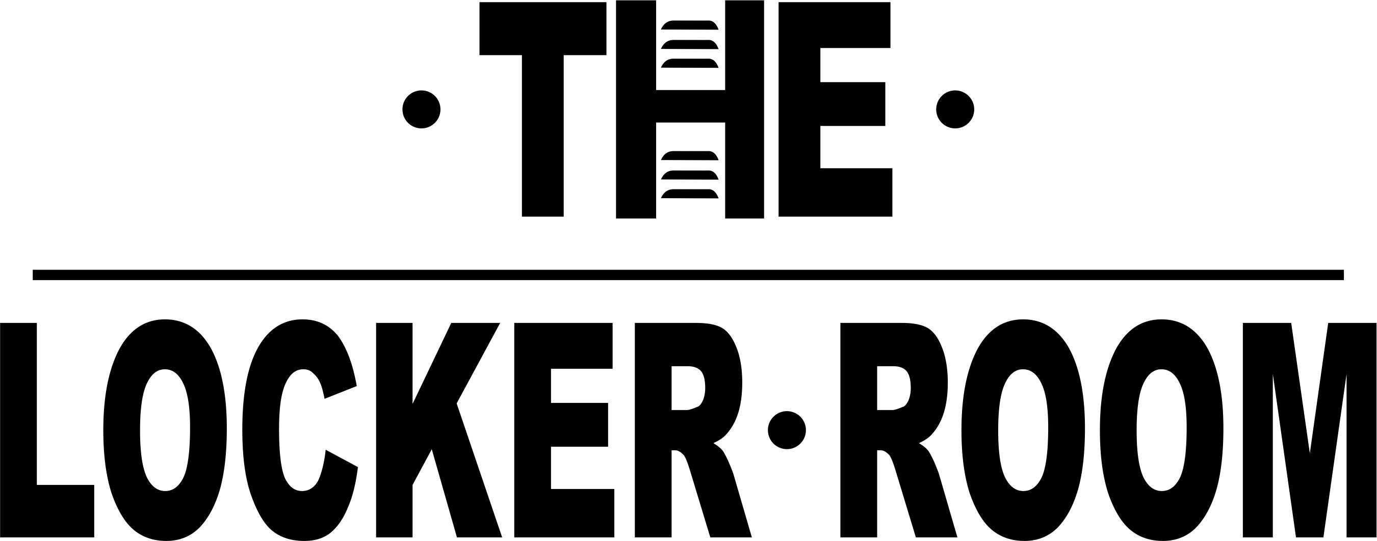 The Locker Room Logo