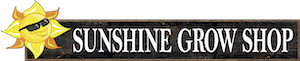 Sunshine Grow Shop logo