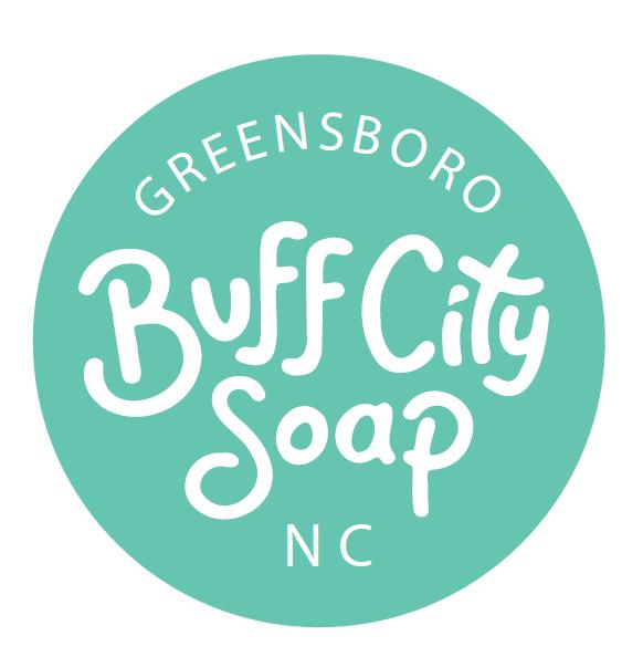 Buff City Soap Greensboro Logo
