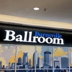Burnsville Ballroom Logo