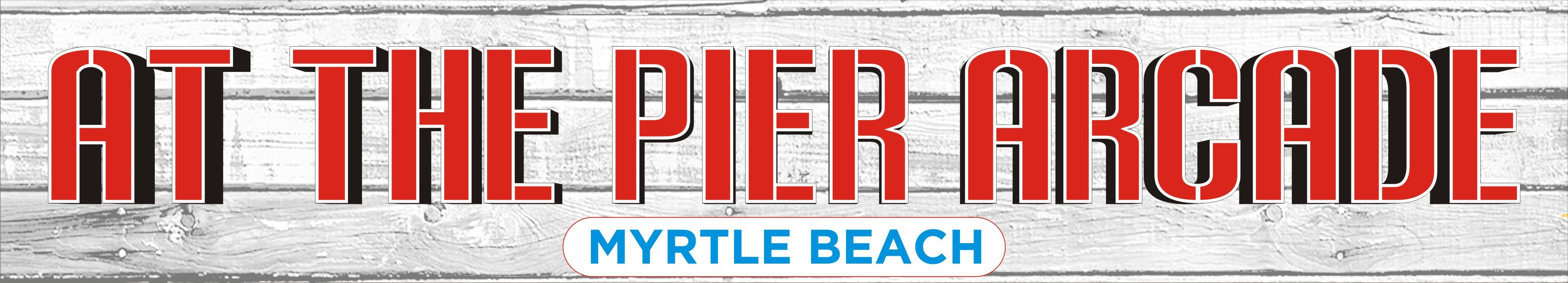 at the pier arcade logo