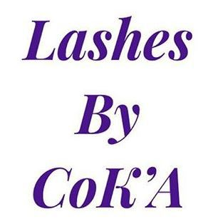 Lashes by CoK'A Logo
