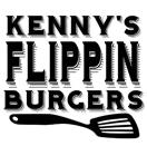 Kenny's Flippin Burgers logo