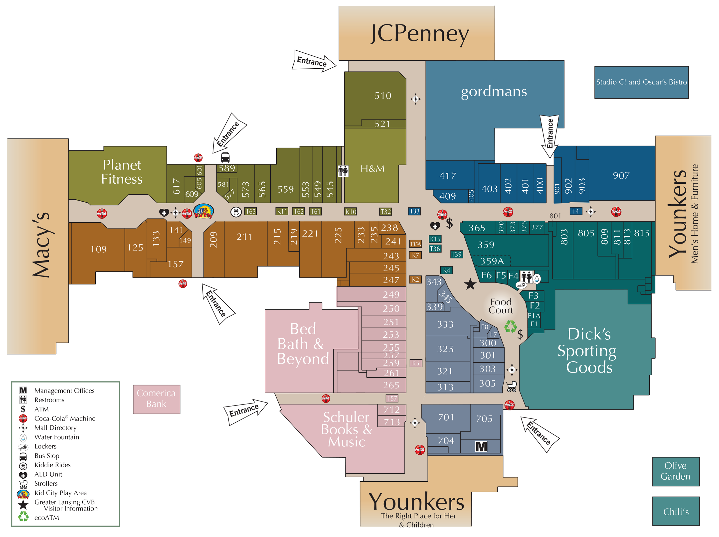 Fashion Fair Mall Map Latest Trend Fashion