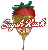 Sugah Rush Berries Logo