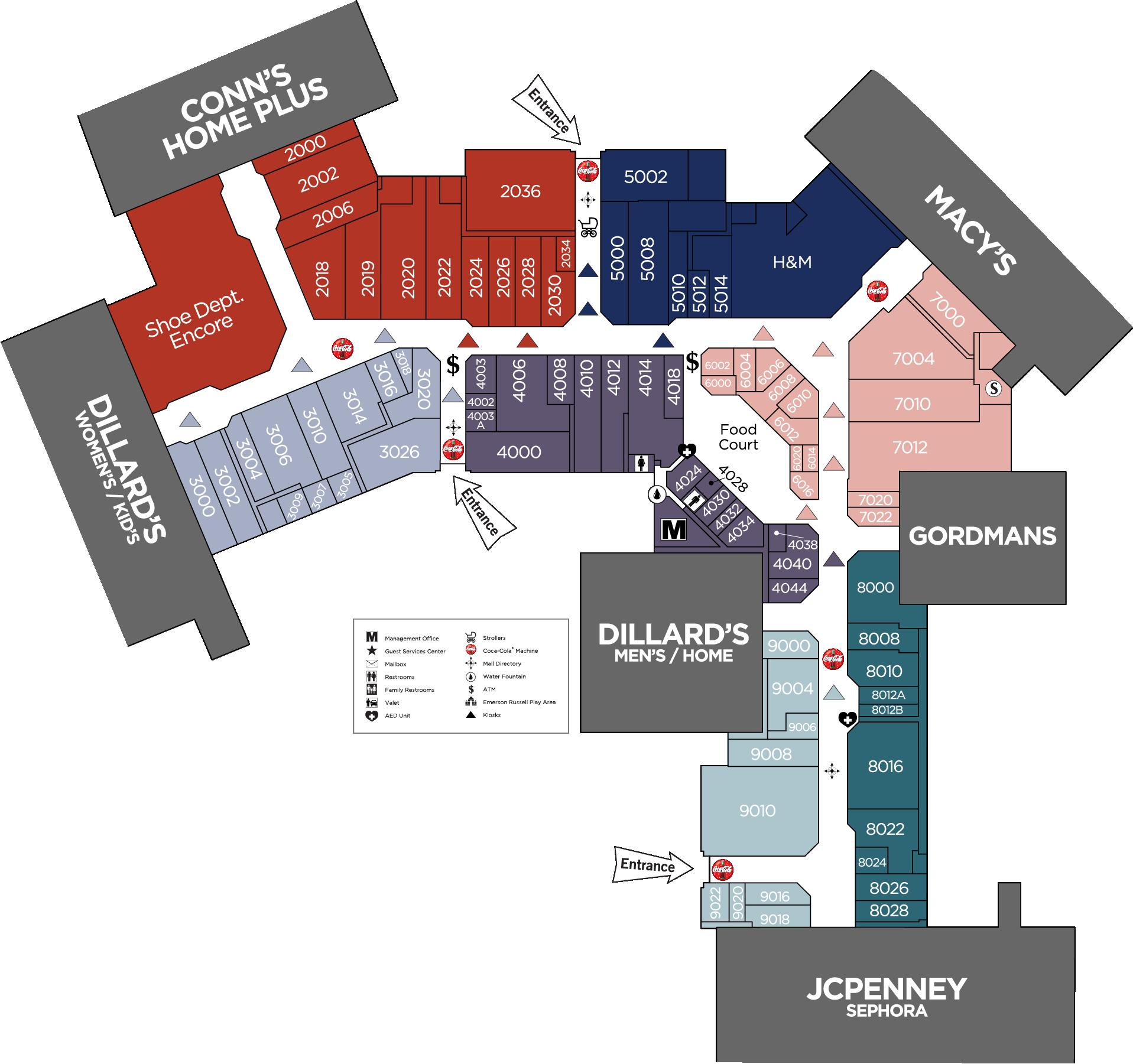 Mall Directory