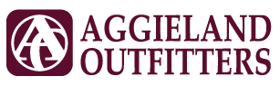 Image result for aggielaND OUTFITTERS logo