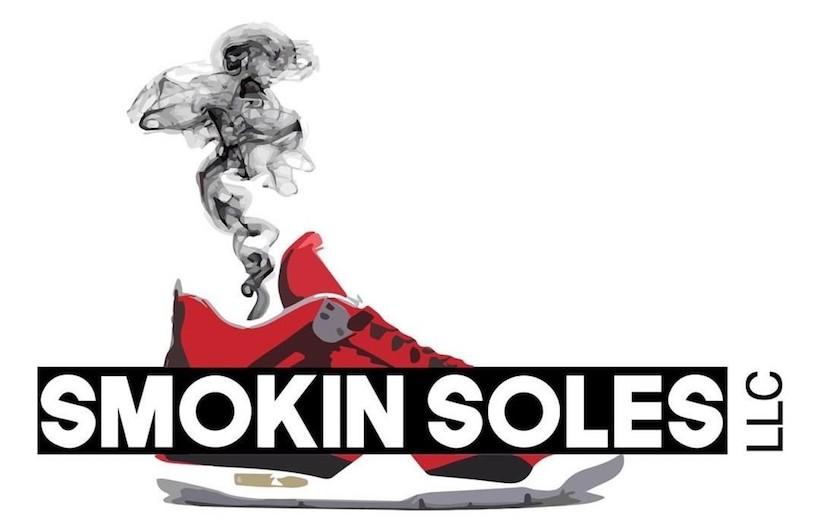 Smokin Soles logo