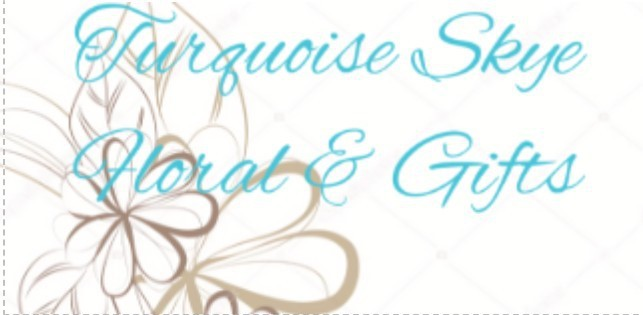Turquoise Skye Floral & Gifts Logo