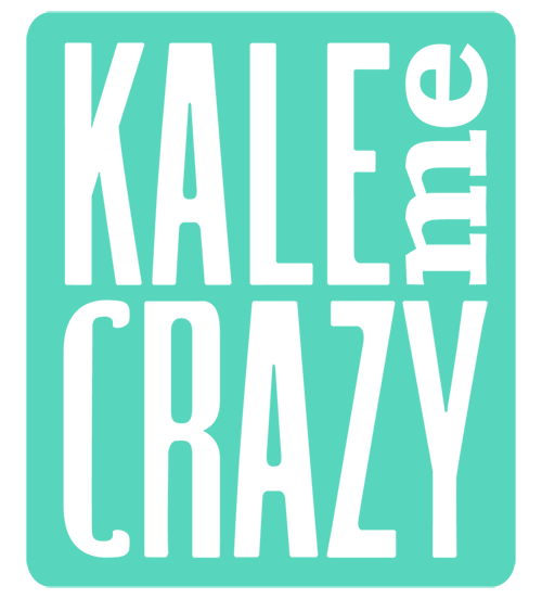 Kale Me Crazy logo