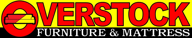 Overstock Furniture & Mattress Logo