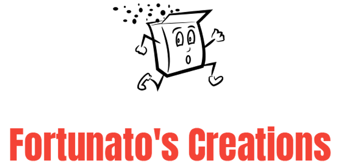 Fortunato's Creations logos