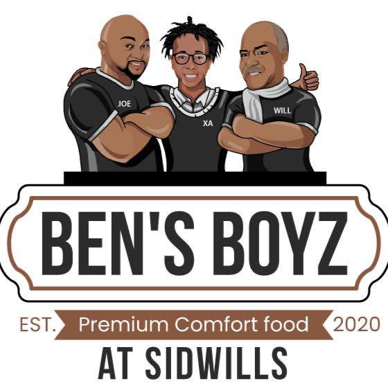 Ben's Boyz Food Truck Logo