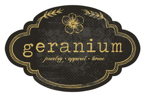 Geranium logo