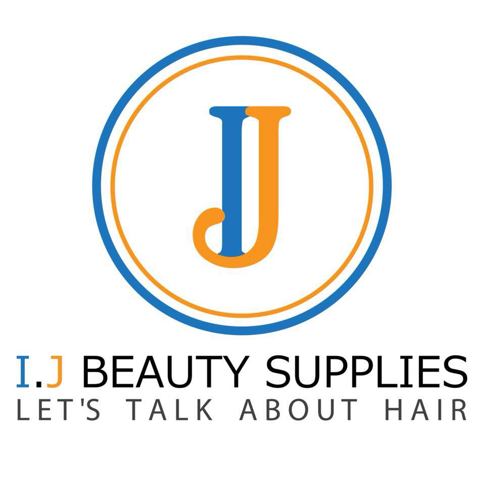 IJ Beauty Supplies logo