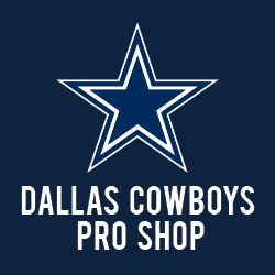 Dallas Cowboys Pro Shop logo