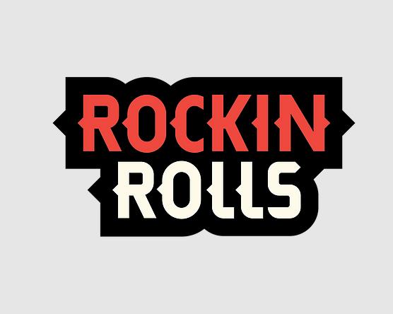 Rockin Rolls Logo