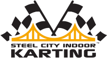 Steel City Indoor Karting logo